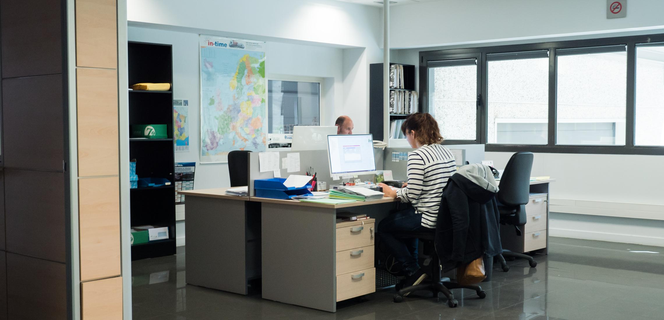 Alditrans Grupo Logístico | Instalaciones y medios | Adinter Logistik