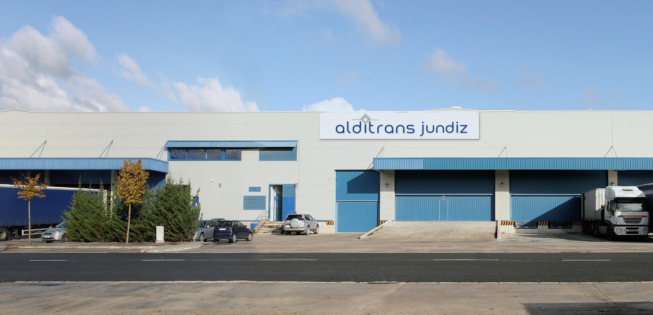 Alditrans Grupo Logístico | Instalaciones y medios | Alditrans Jundiz
