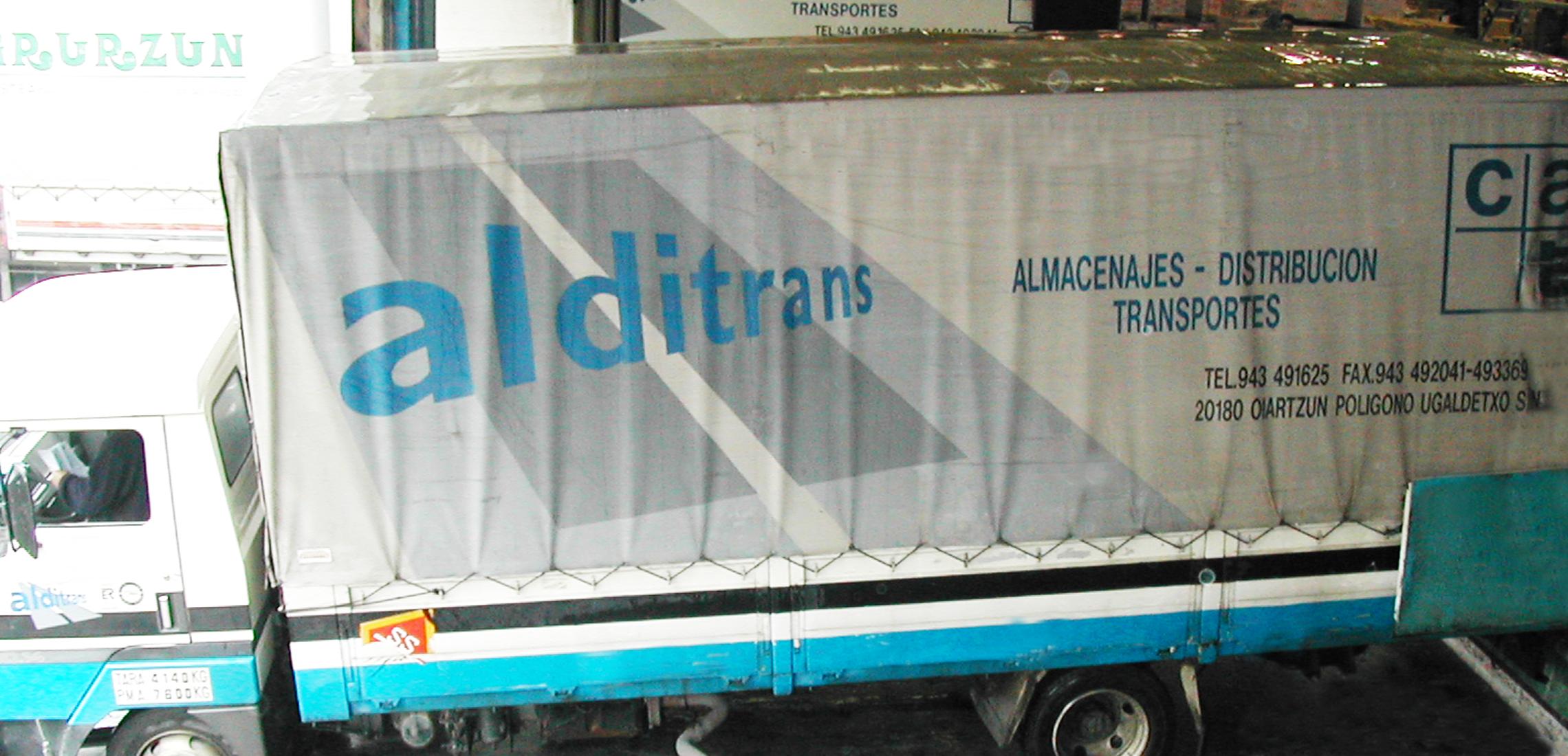 Alditrans | Imágenes de sus orígenes