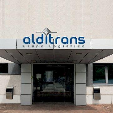 Alditrans | Entrada principal